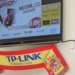 Bufanda de la seleccion TP-Link