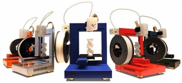 Impresora 3D montable