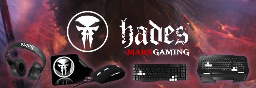 Mars Gaming Hades