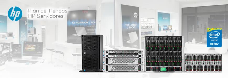 Programa de tiendas HP Servidores