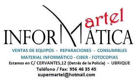 Informatica Martel Ubrique