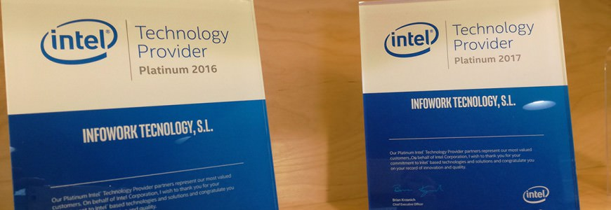 Intel Technology Provider Platinum 2017